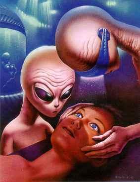 Resultado de imagen para abduccion extraterrestre grises