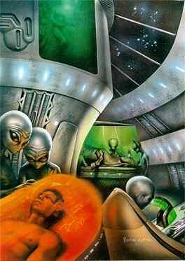 Resultado de imagen de Extraterrestres utilizan tecnologías desconocidas